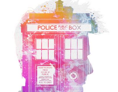 10th doctor rainbow