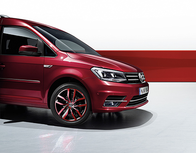 Volkswagen - The new Caddy Generation Four