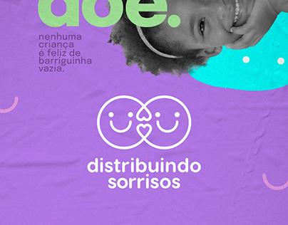 Distribuindo Sorrisos | Branding