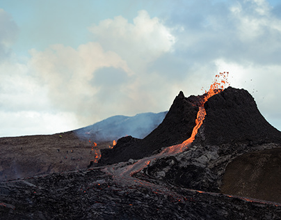 Fagradalsjall eruption
