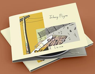 Johnny Flynn A Larum Redesign