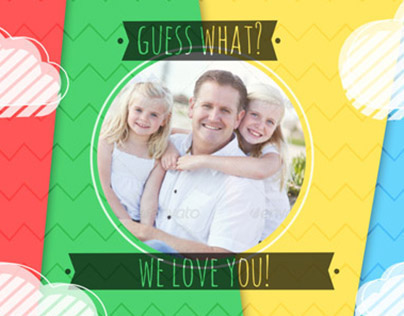 Expresso Father's Day 02 - After Effects Template