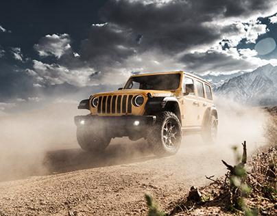 Jeep Wrangler Rubicon Deisel