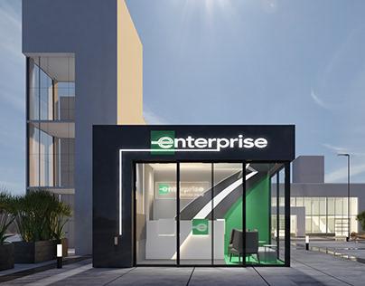 Enterprise Booth | Cairo, Egypt