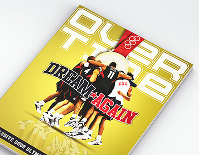OVERTIME Magazine [Olympic Edition]