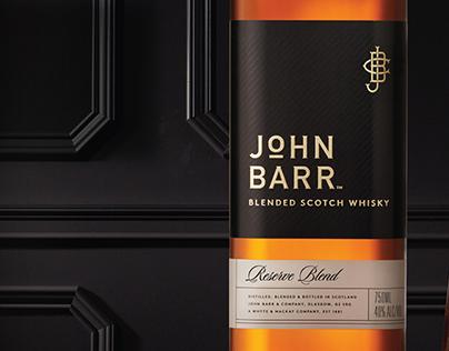 John Barr Whisky