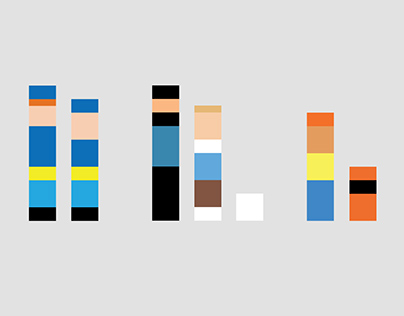 Minimal Comics Icons