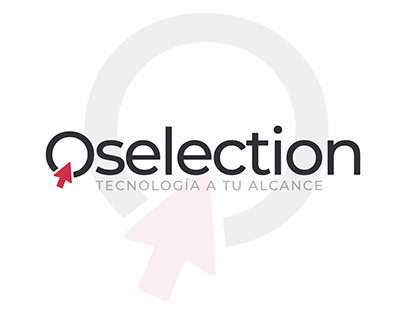 Oselection // Branding - Website