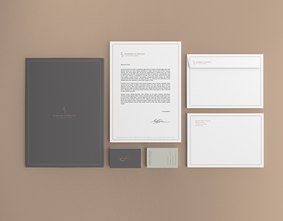 brand identity for lawyer
