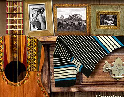 Gualberto Ibarreto, Grandes Éxitos - Album Art.