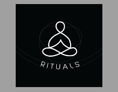 RITUALS logo design.