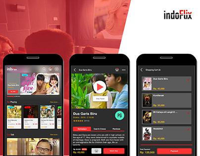 IndoFlix - Movie Watch App
