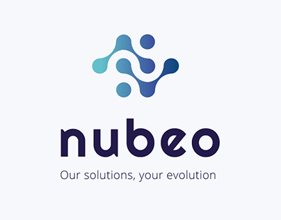Tech company Branding - Nubeo