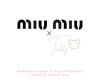 Private Label Development Miu Miu Product Extension