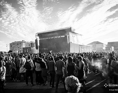FESTIVAL LES ESCALES 2016
