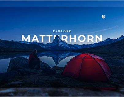 Explore Matterhorn