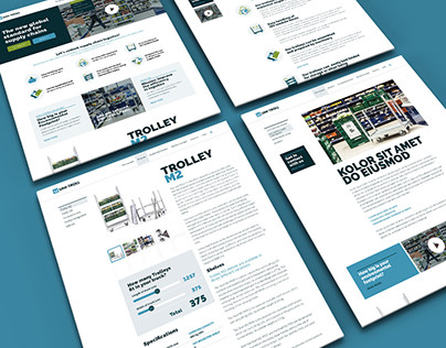 Webdesign, animation and logo