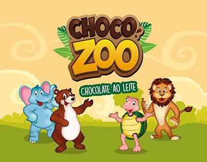 ChocoZoo - Kid's Chocolate   Packaging