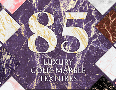 85 Luxury Gold Marble Textures [Download]