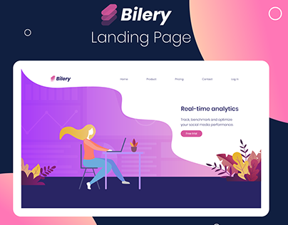 Landing Page - Bilery Digital Influencer Marketing