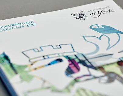 University of York Undergraduate Prospectus