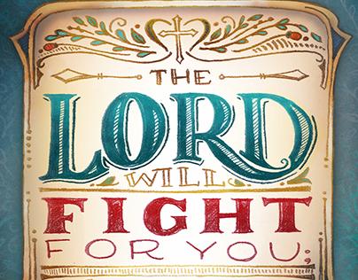 Verse 2 - Exodus 14:14