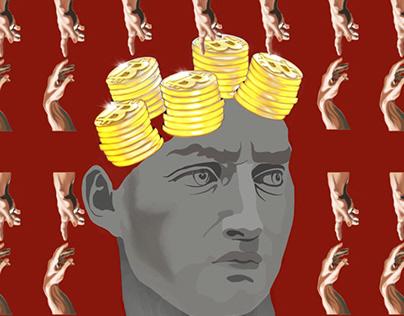 David and bitcoin