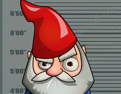 Gnomes concept and animation