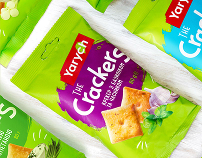 The Crackers: Packaging