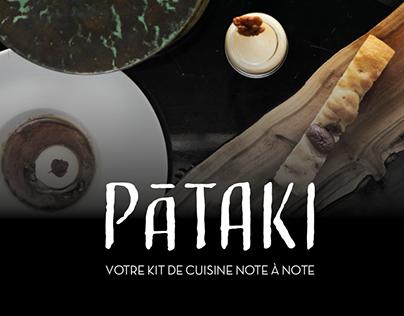 PĀTAKI - La box culinaire