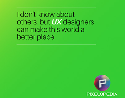 User Experience Designers