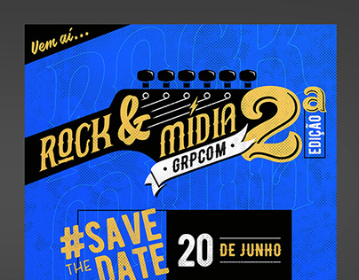 Rock & Mídia GRPCOM - Second Edition