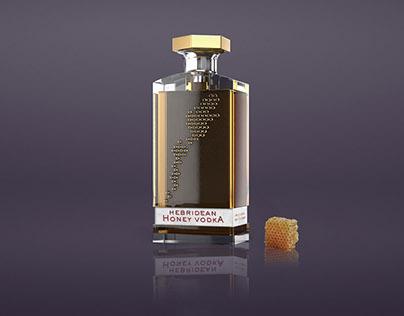 Hebridean Honey Vodka