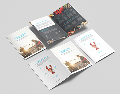 Global Fish and Seafood Campaign Brochure