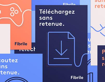 Fibrile | Branding