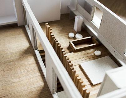 Loft / duplex for two
