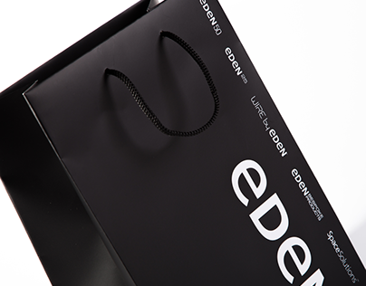 Paper bags for Eden Europe