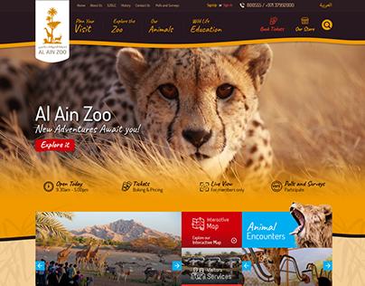 Al Ain Zoo Design Concept