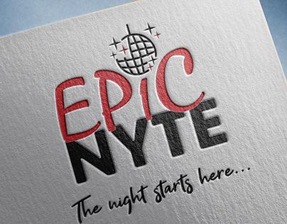 Epic Nyte Branding