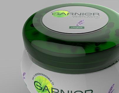 Garnier Package Design
