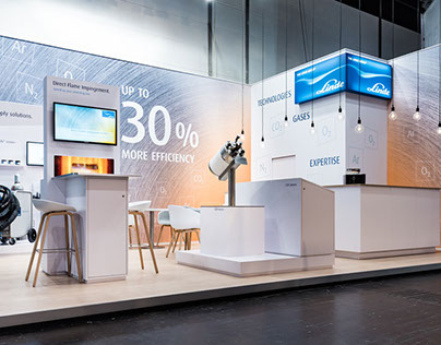 Linde - Interactive Touch Table