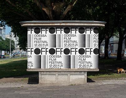 ODESSA FILM FESTIVAL / branding