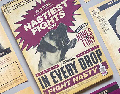 Baytril Otic Fight Nasty Campaign