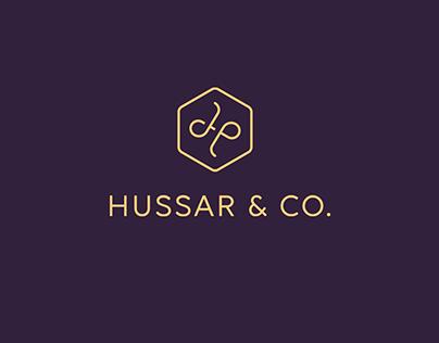 HUSSAR&CO. - Branding