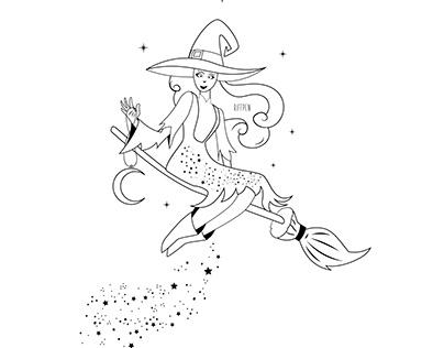 🌜Midnight Witchymoon 🌛