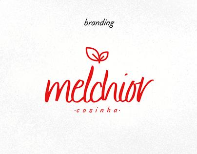BRANDING - MELCHIOR COZINHA