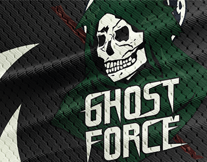 [ LOGO ] Ghost Force
