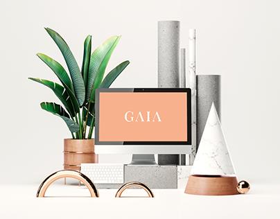 Gaia | Branding