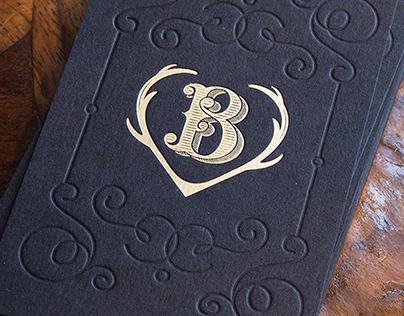 Backwell House Branding