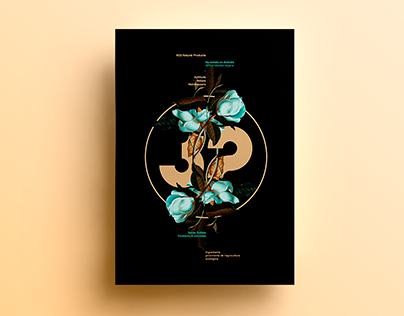 Poster by Xavier Esclusa / M32 Natural Products